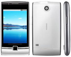 Обзор смартфона Huawei U8500